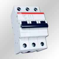 Автоматический выключатель ABB SH203L C25